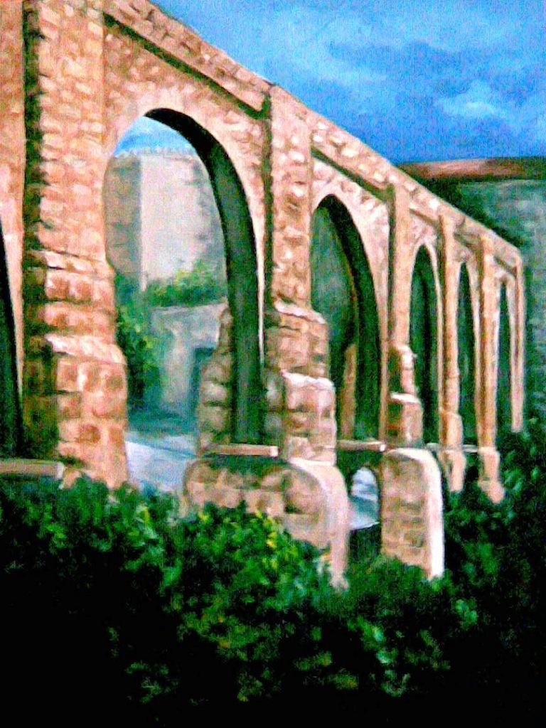 Arcos en Teruel
