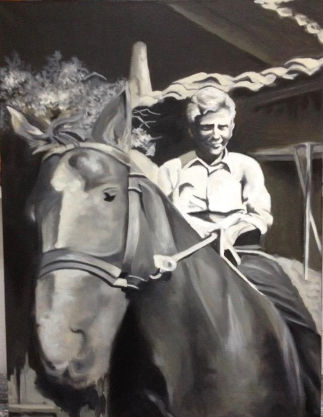 «Pedro y su caballo»