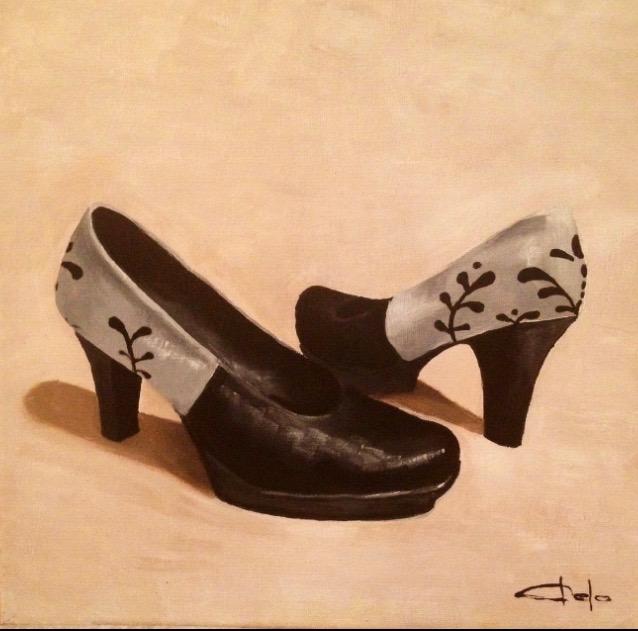 """""""Mis zapatos"""""""
