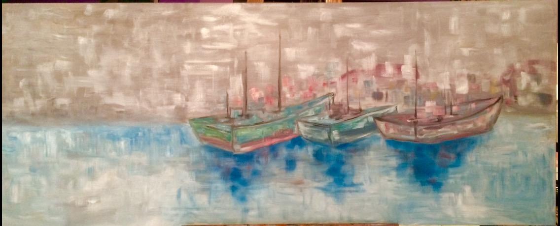 «El puerto»