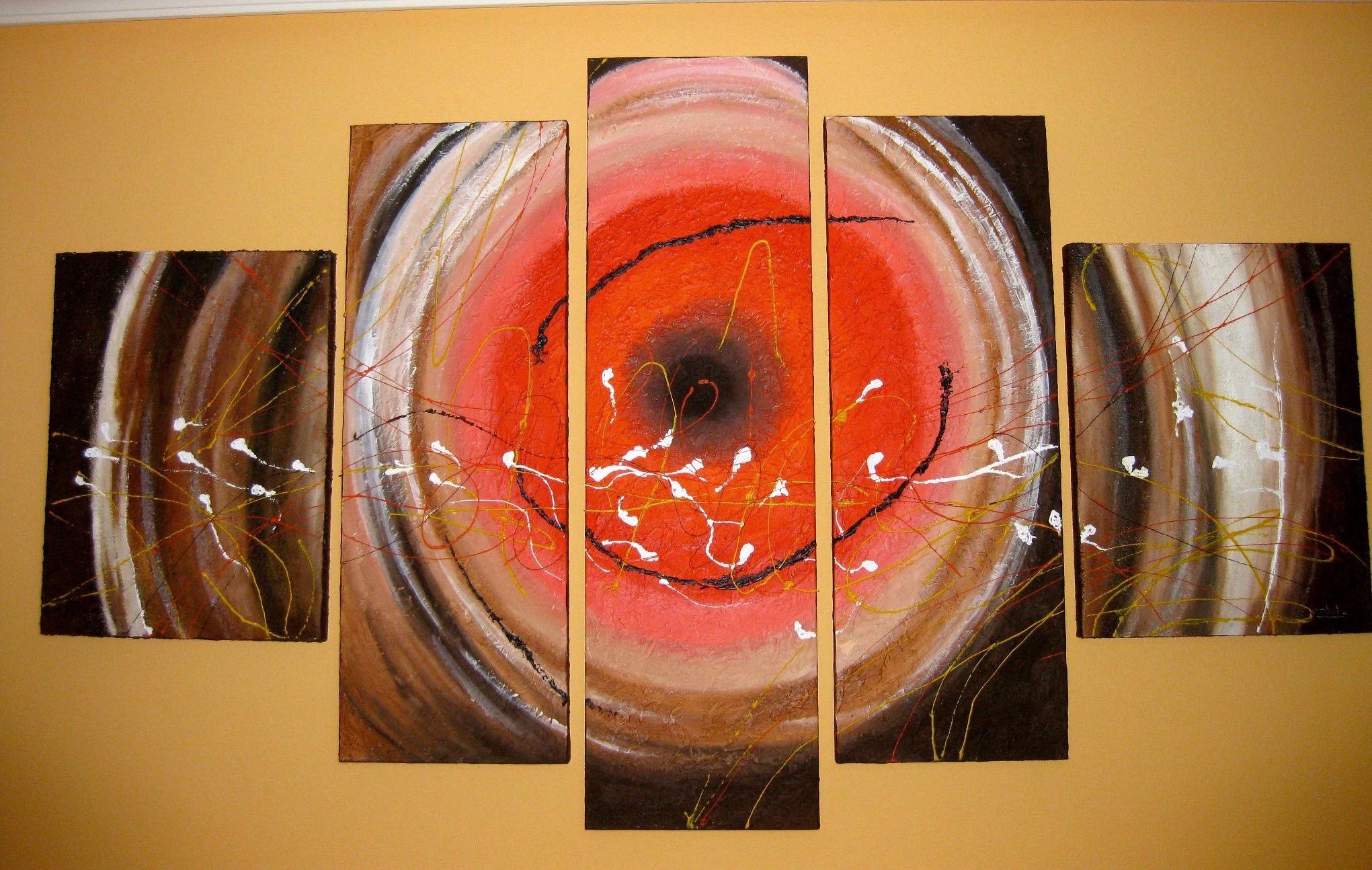 """""""Abstracto Explosión de colores"""""""