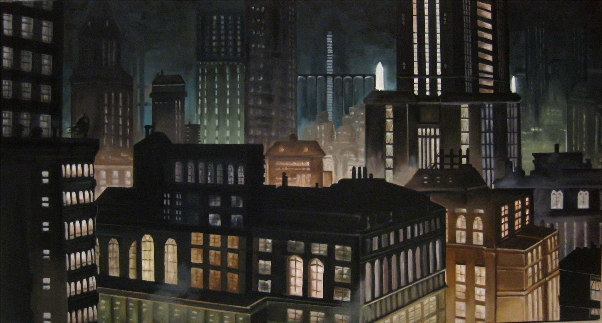 """Gotham City"""