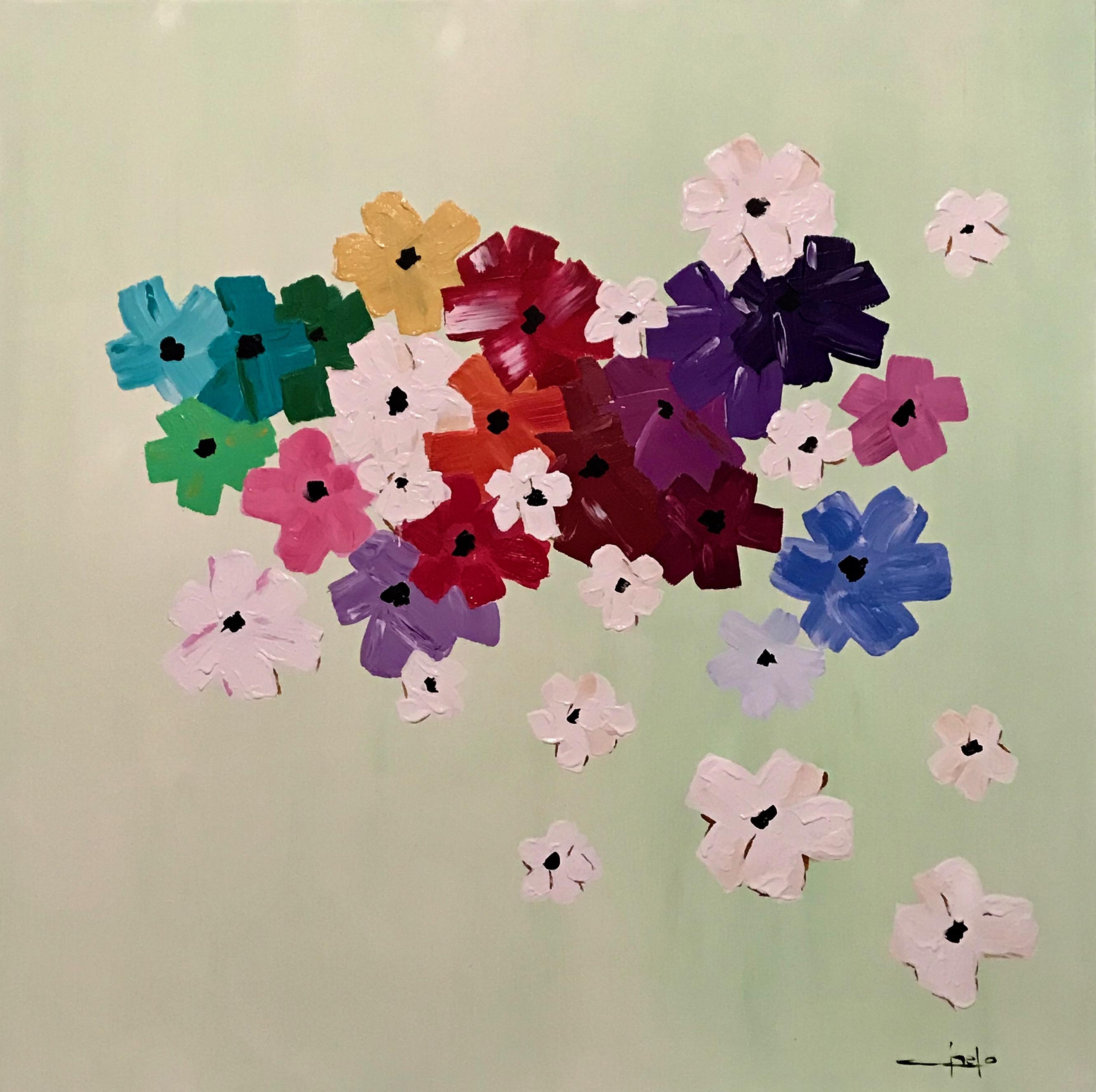«Florecillas abstractas»