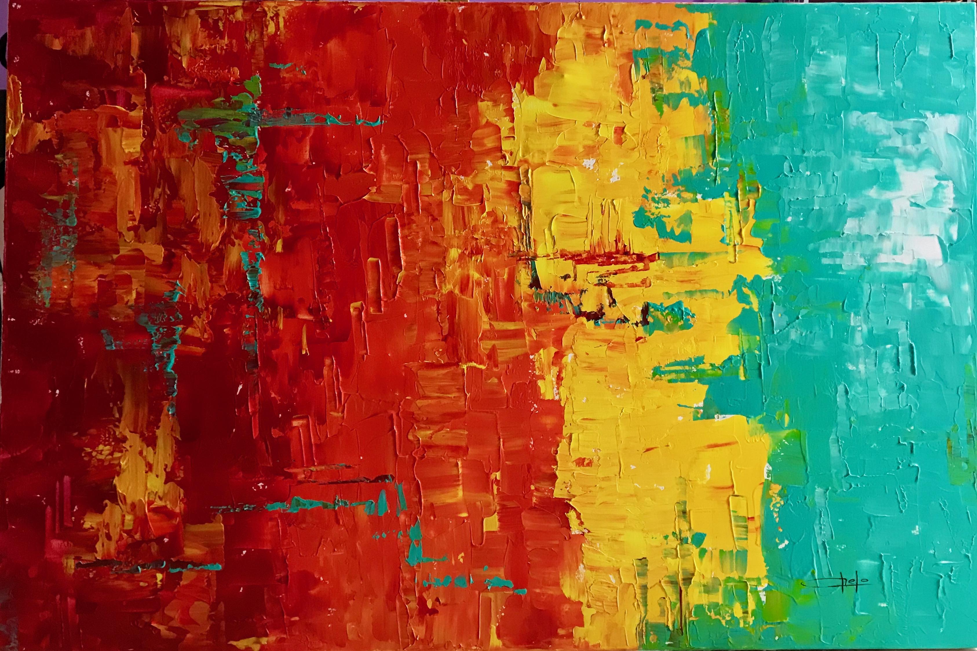 «Abstracto colores»