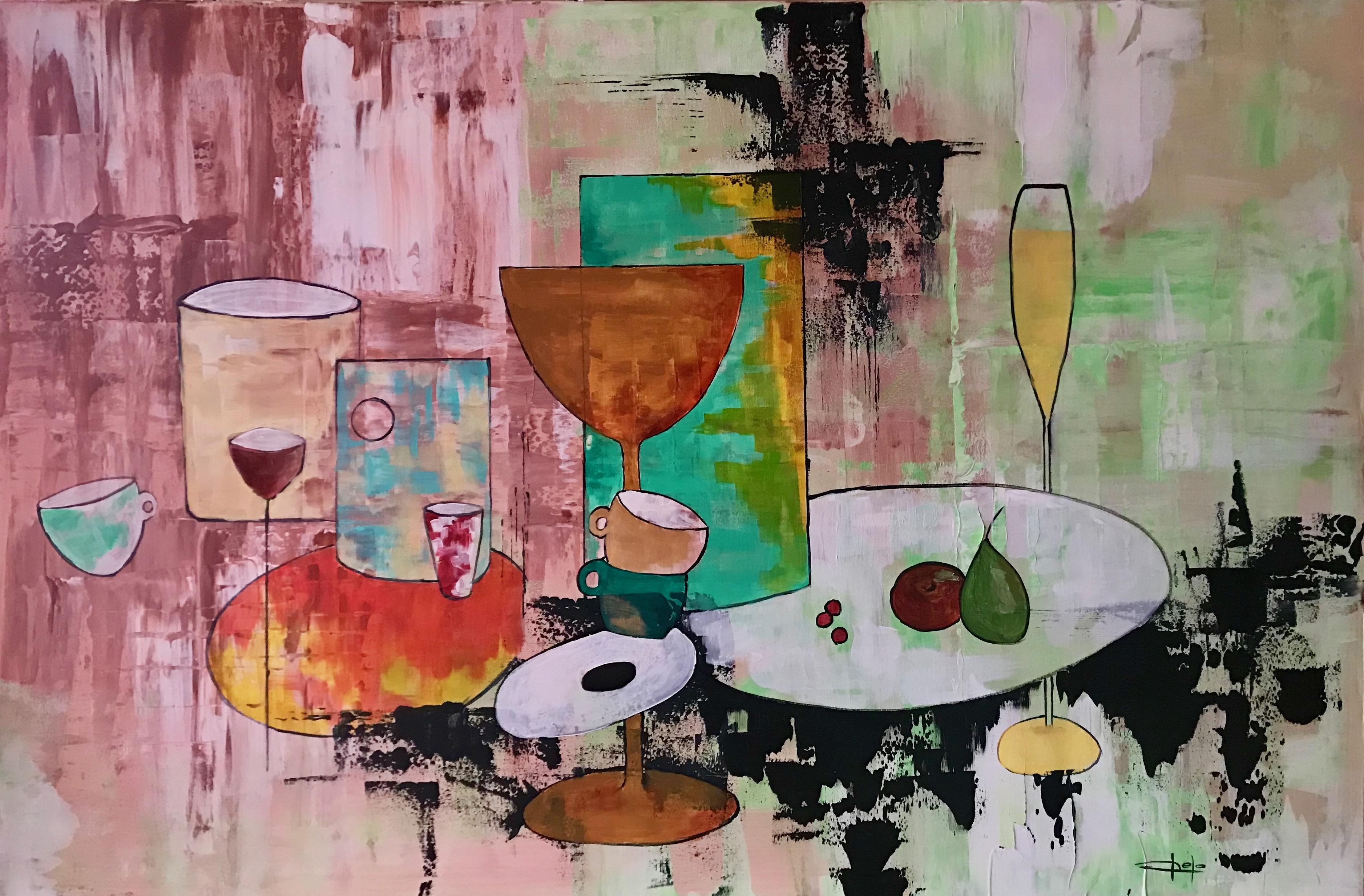 «Bodegón abstracto»