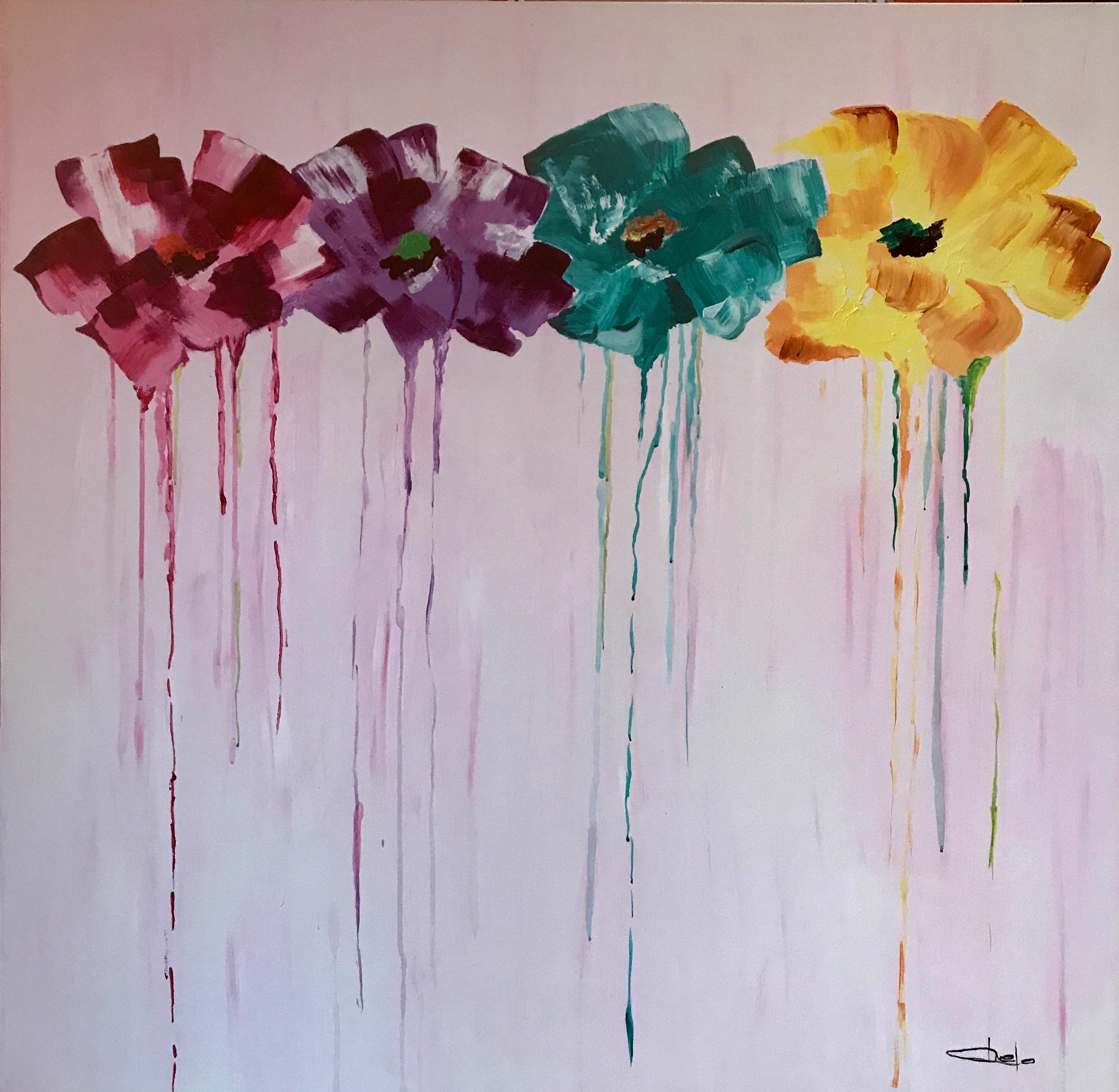 «Flores en linea»