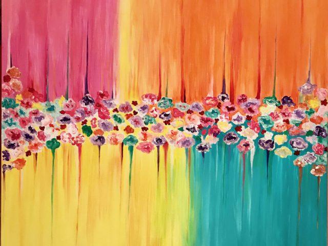 """""""Florecillas a colores"""""""