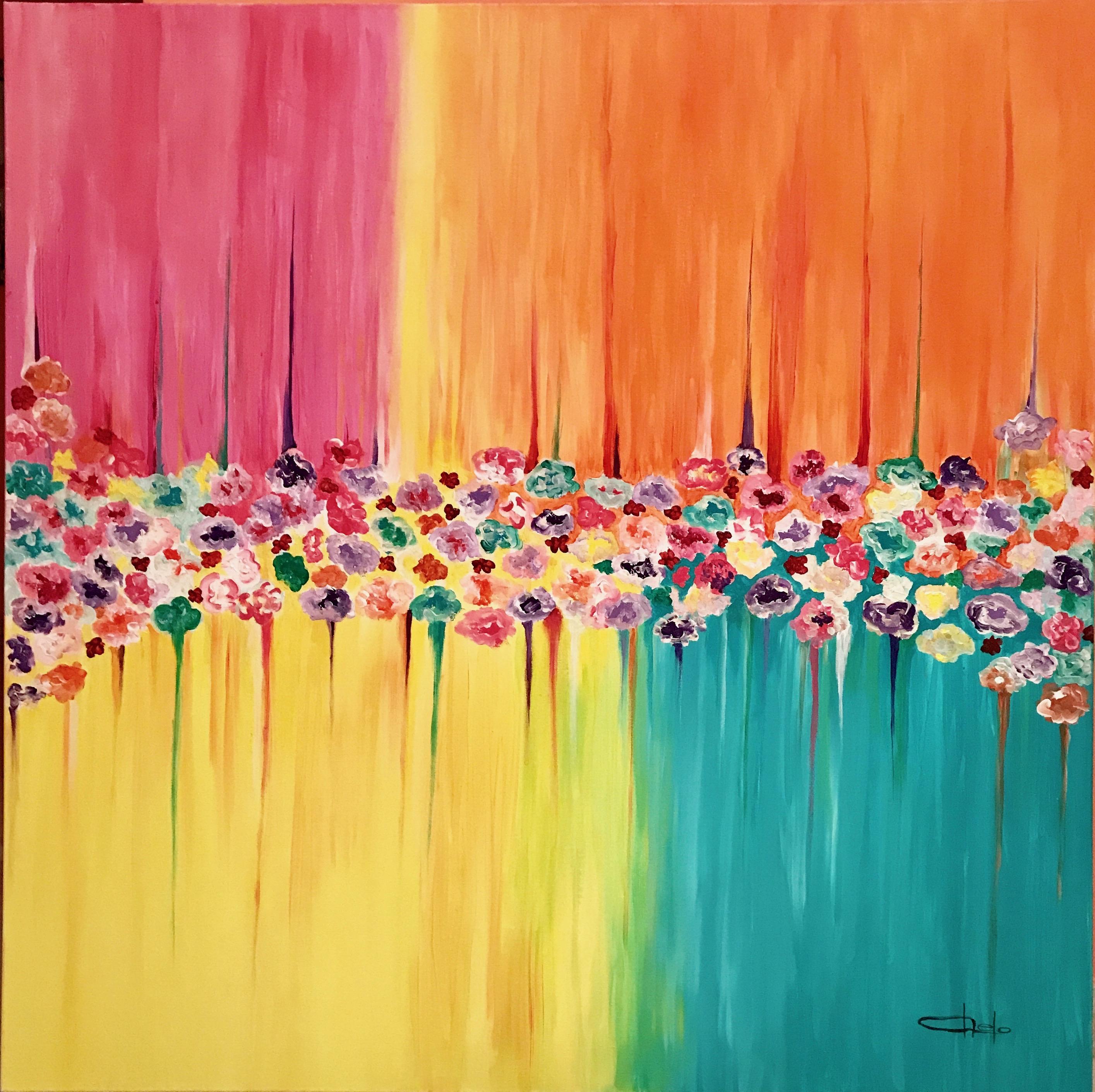 «Florecillas a colores»