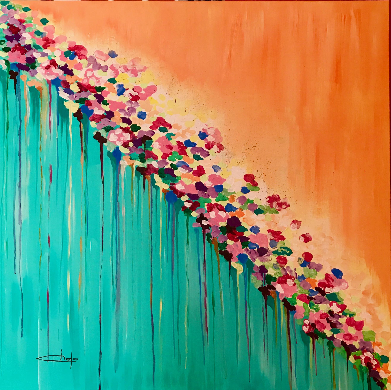 «Florecillas coloridas»