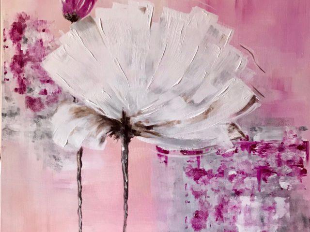 """Flor blanca"""