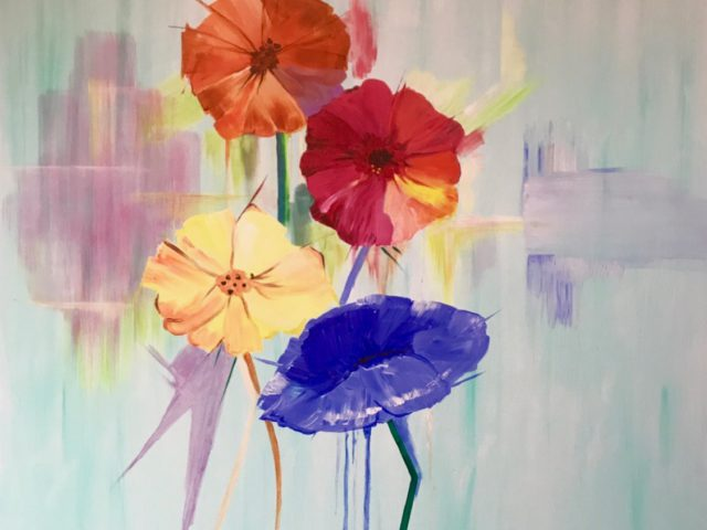 """Flores colores"""