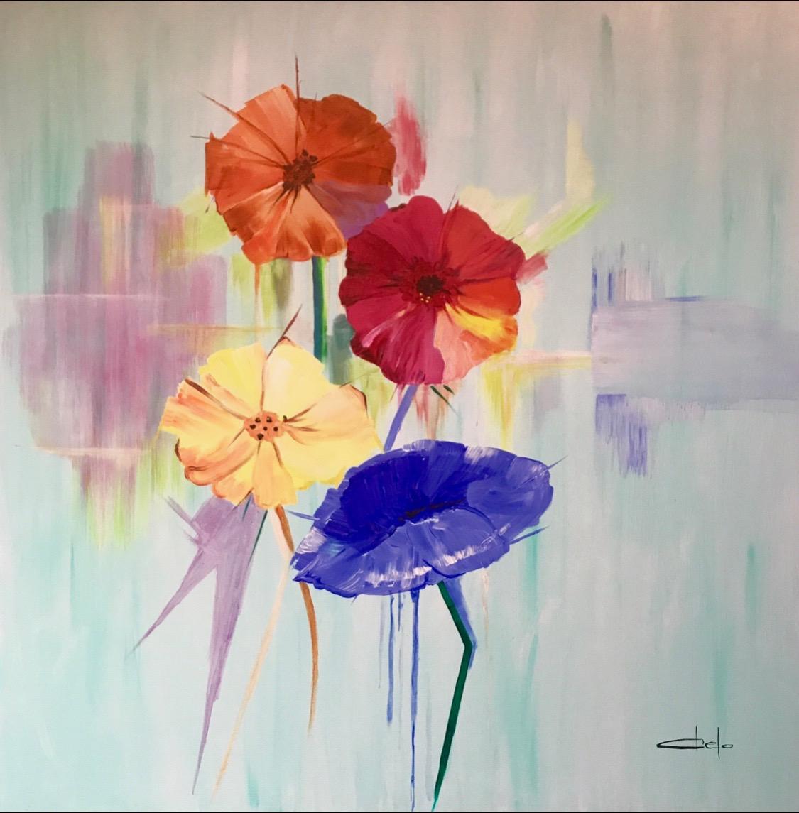 «Flores colores»