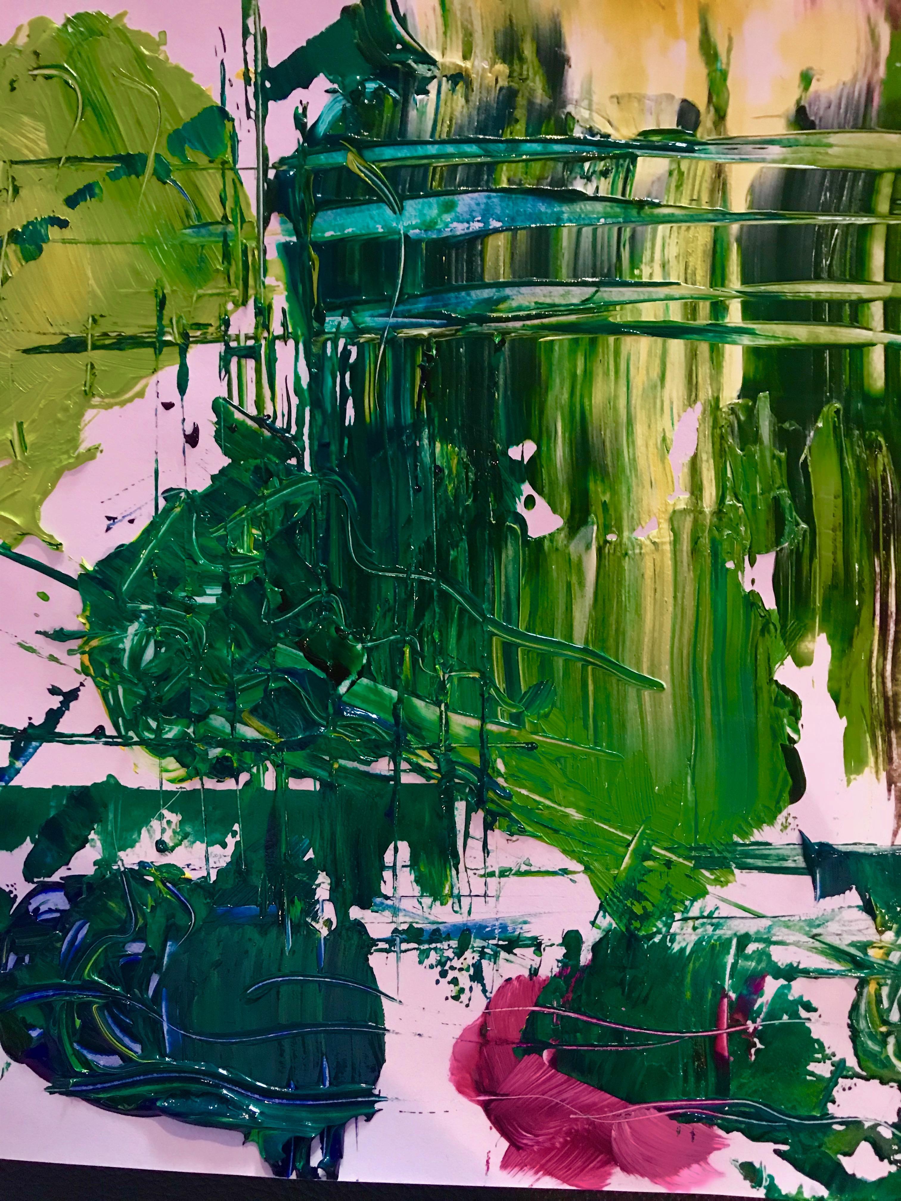 «Boceto de abstracto»