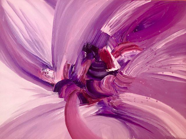 """""""Flor abstracta"""""""