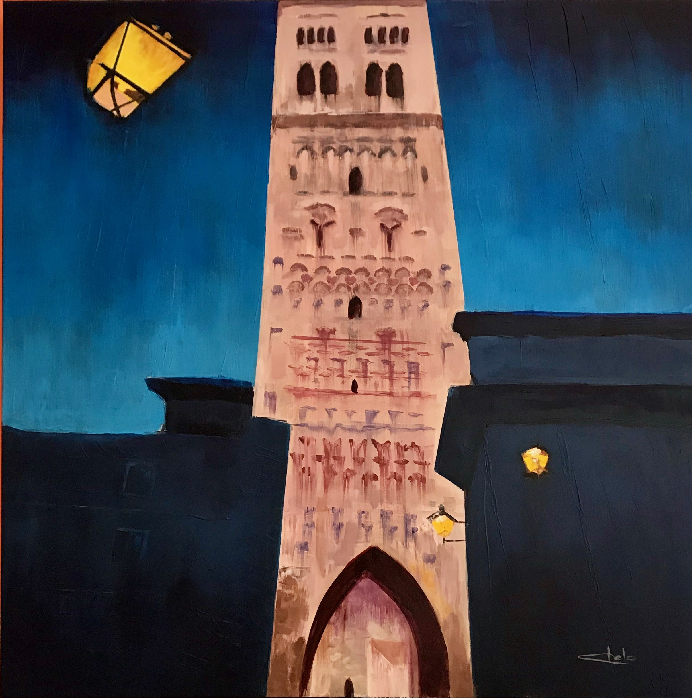 """Torre San Martin"""
