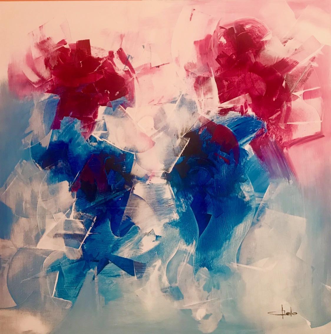 """""""Abstracto esgrafiado"""""""