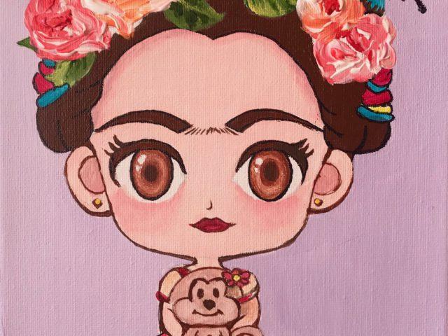 «Frida Kalho 2»