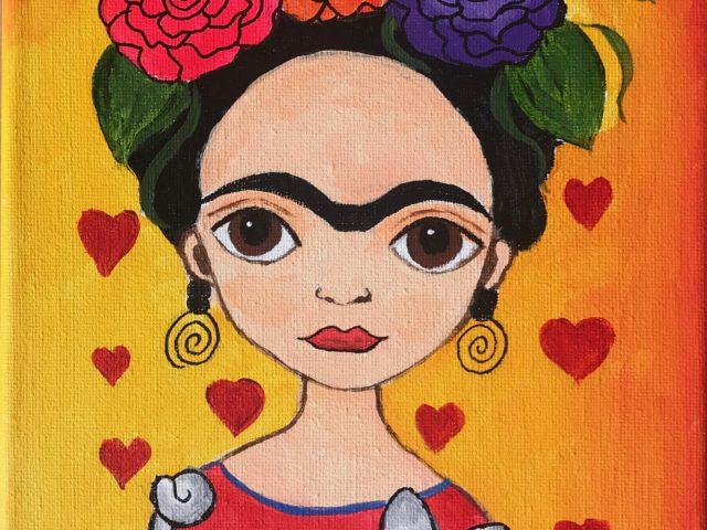 «Frida Kahlo»