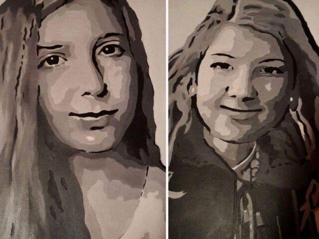 «Hermanas blanco y negro»