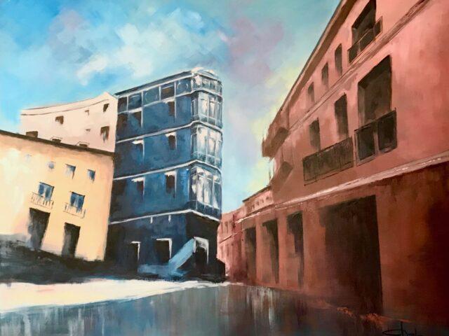 «Casa azul Teruel»