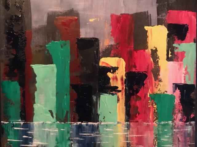 «Abstracto urbano»