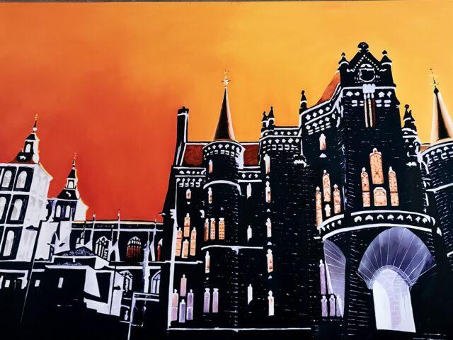 «Palacio y catedral Astorga»