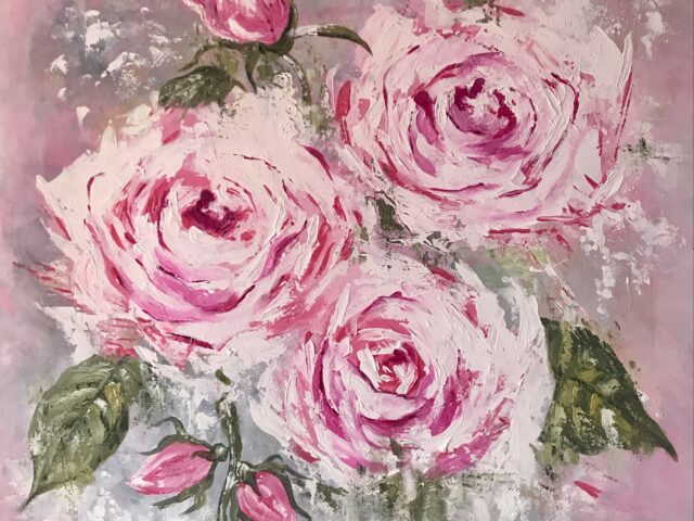 «Rosas abstractas»